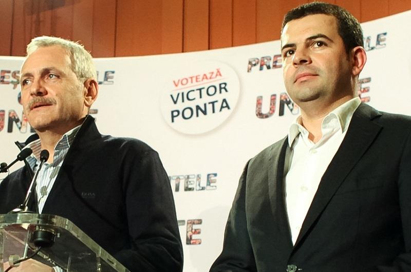 Liviu Dragnea - Daniel Constantin