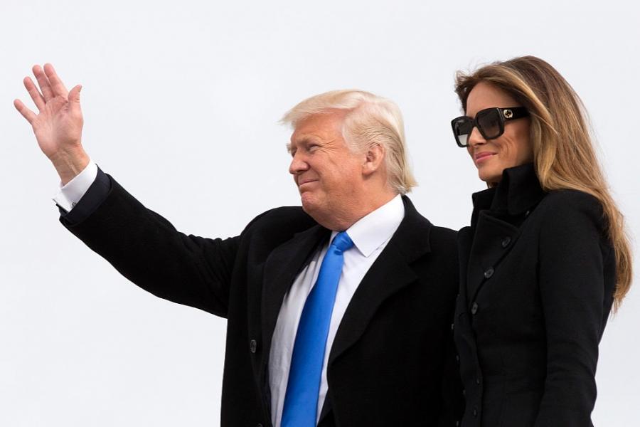 Învestirea lui Trump