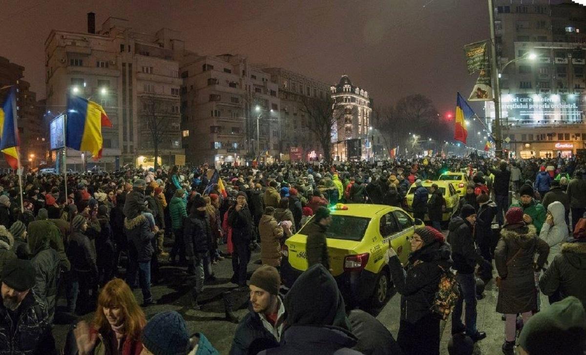 Protest duminică în București