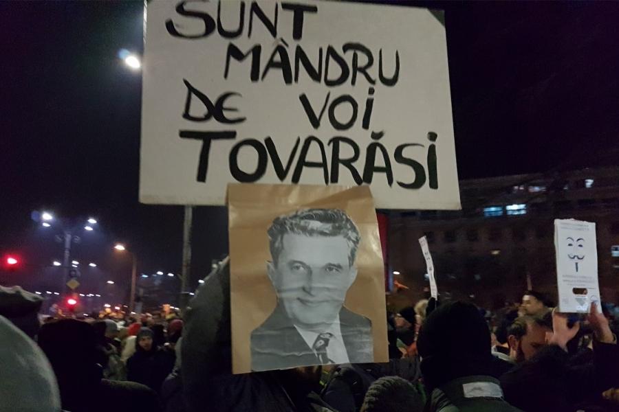 Proteste Victoria