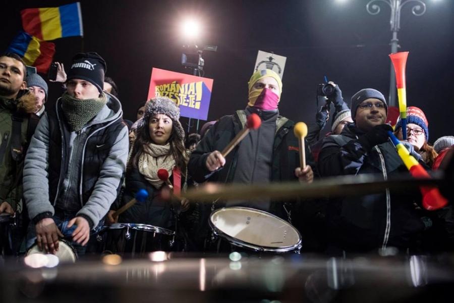 Proteste 3 februarie
