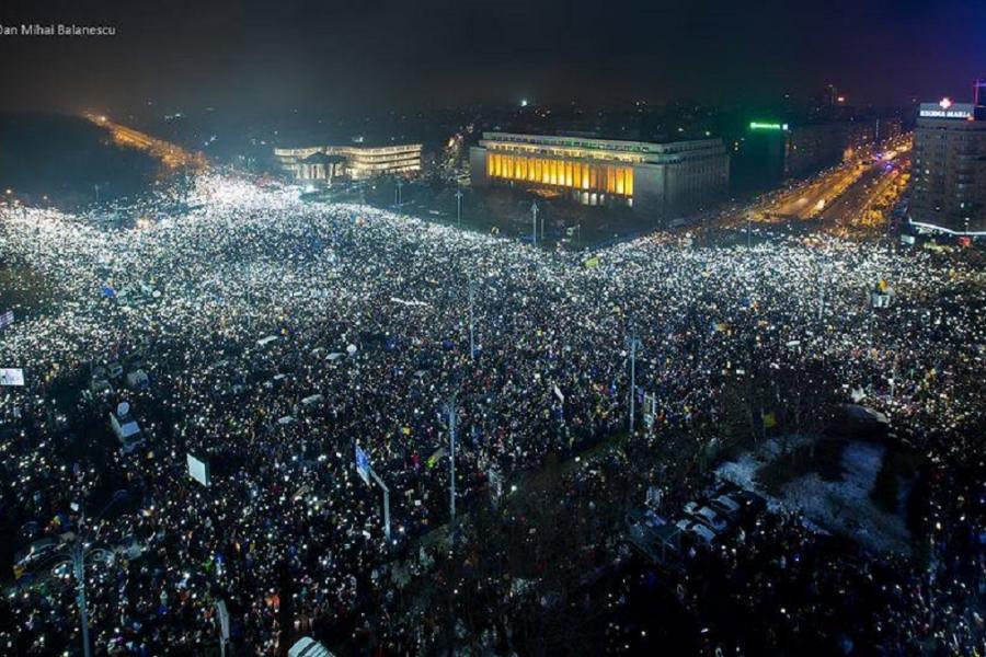 Piața - Dan Mihai Bălănescu