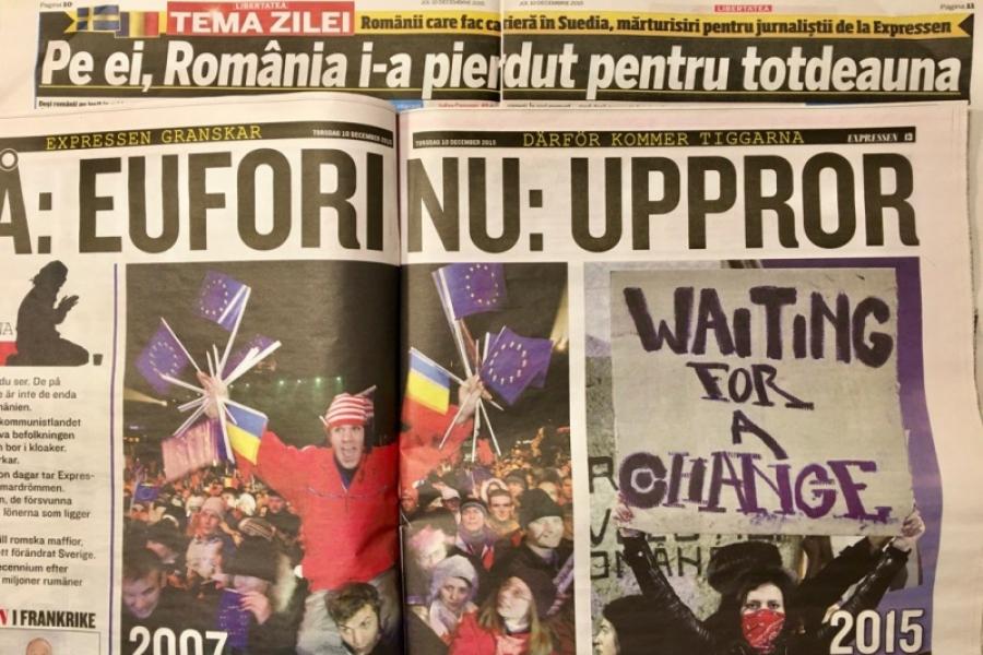 România în presa suedeză