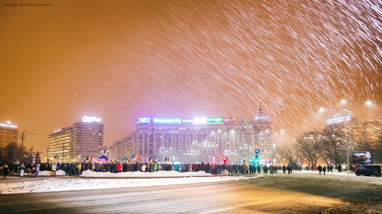 Protestele zăpezii