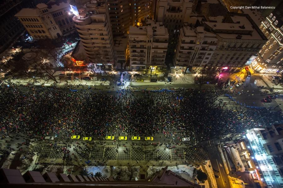 Protest 22 ianuarie