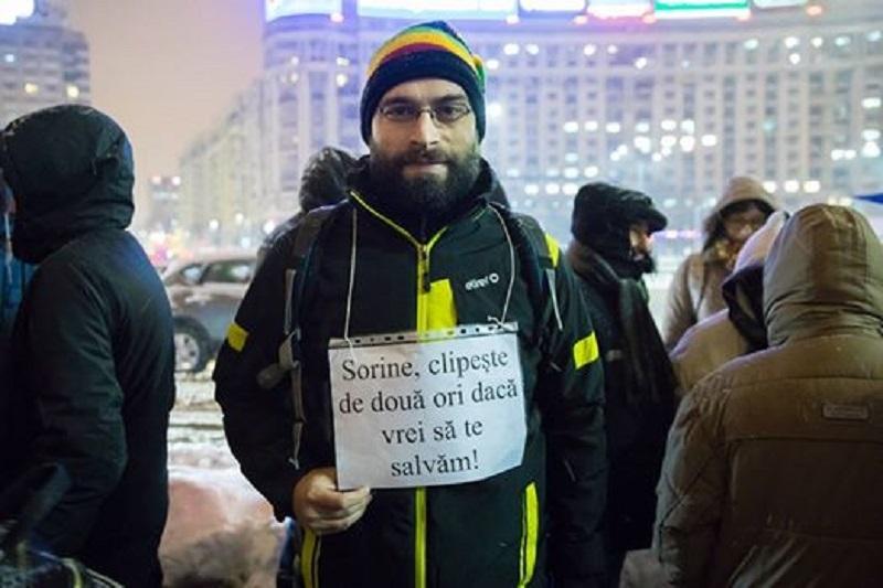 Protest (Foto Cristian Vasile)