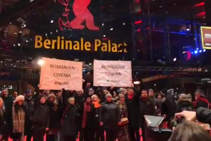 #rezist la Berlin