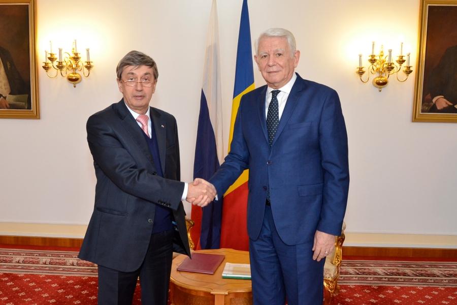 Valery Kuzmin și Teodor Meleșcanu