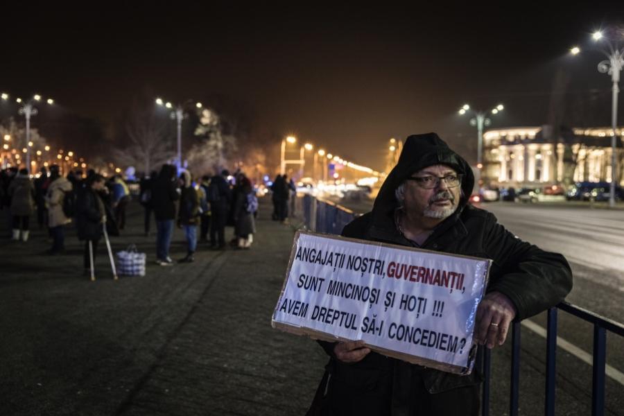 Protestatar Guvern