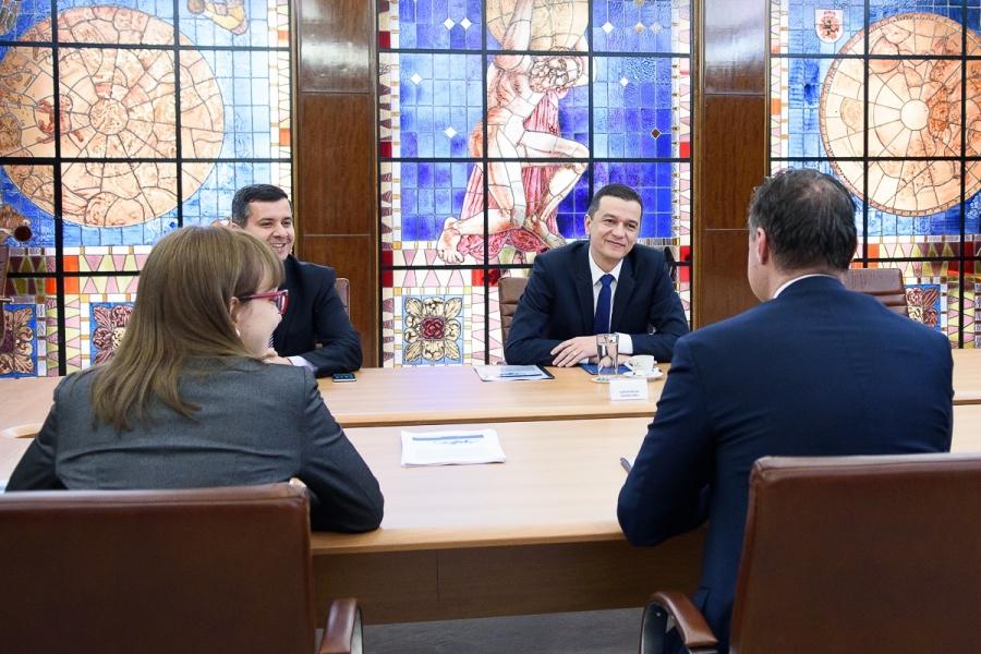 Premierul Sorin Grindeanu - Fondul Proprietatea