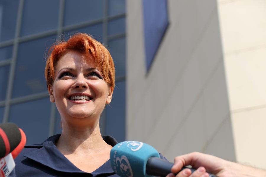 Lia Olguța Vasilescu - tribunal