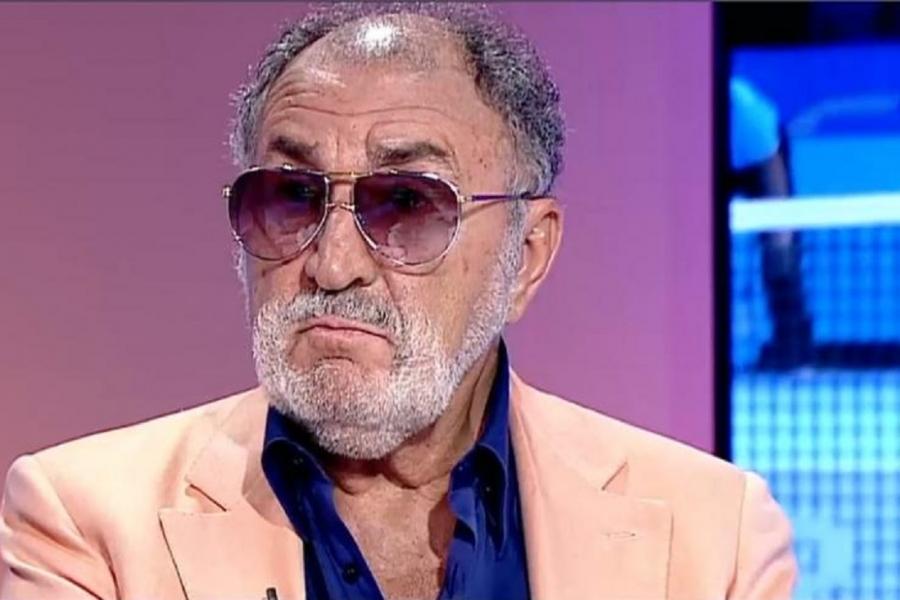 Ion Țiriac (foto Digi24)