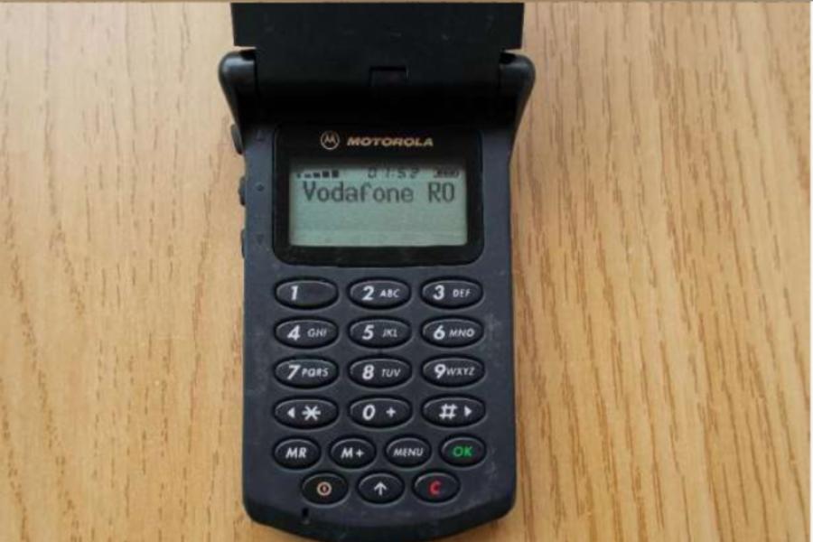 Motorola StarTAC 130 MG2-4D11 GSM 900