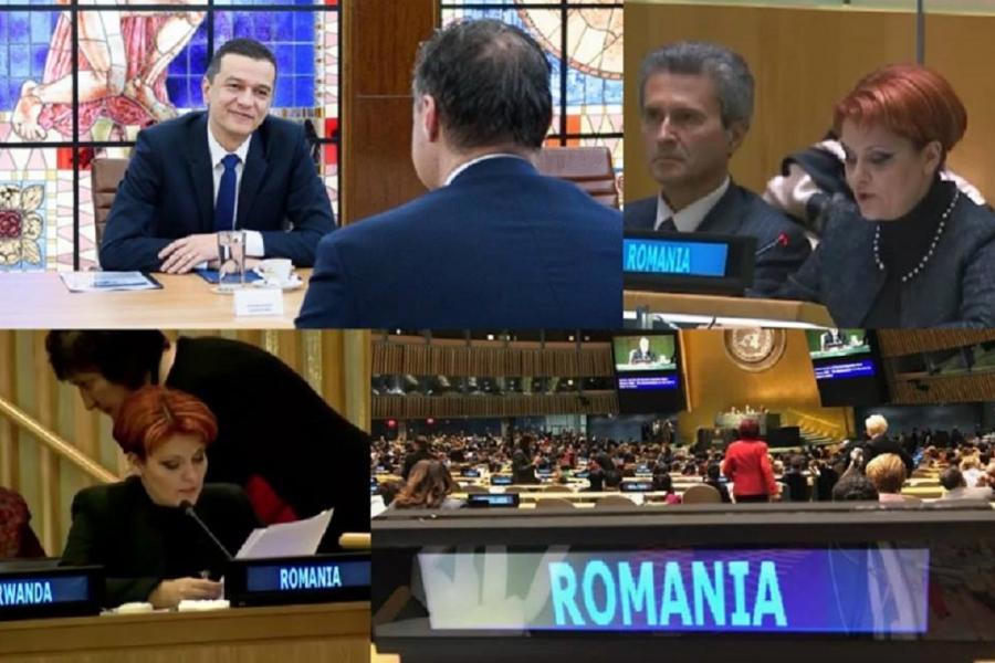 Sorin Grindeanu - Lia Olguța Vasilescu