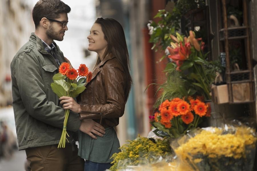 Flori, florărie
