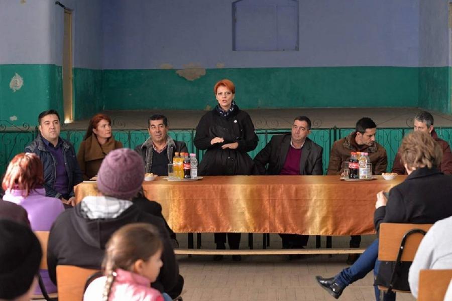 Lia Olguța Vasilescu - reuniune