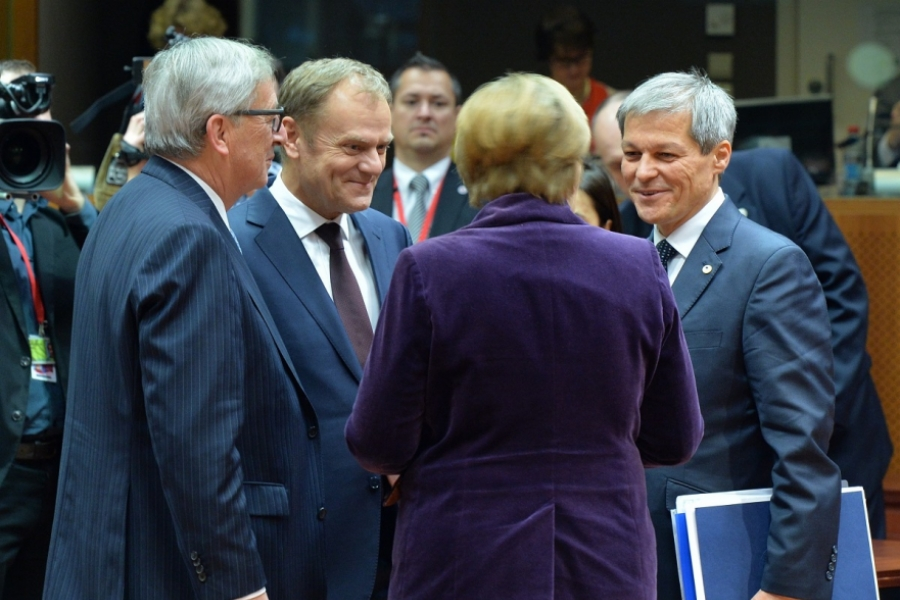 Cioloș - Juncker