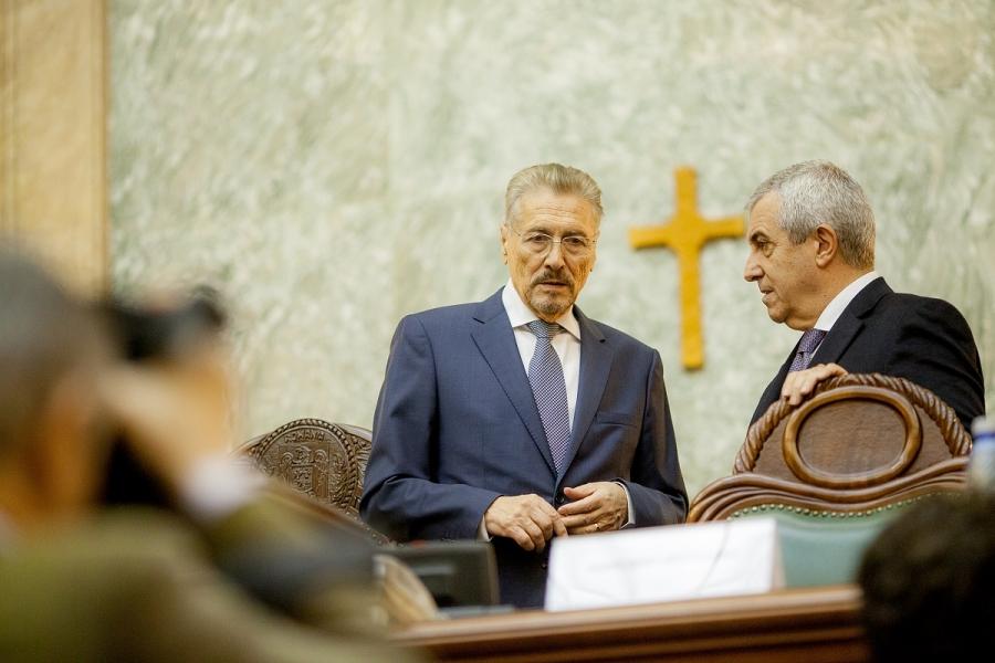 Emil Constantinescu - Călin Popescu Tăriceanu