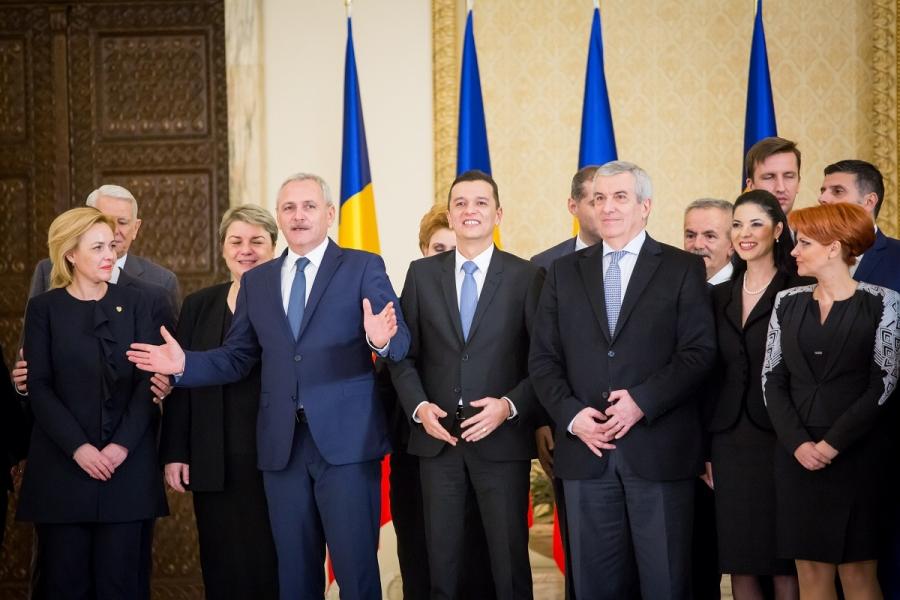 Liviu Dragnea - Guvern