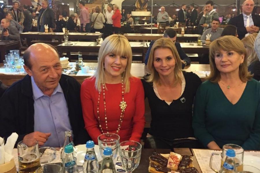 Elena Udrea - Traian Băsescu