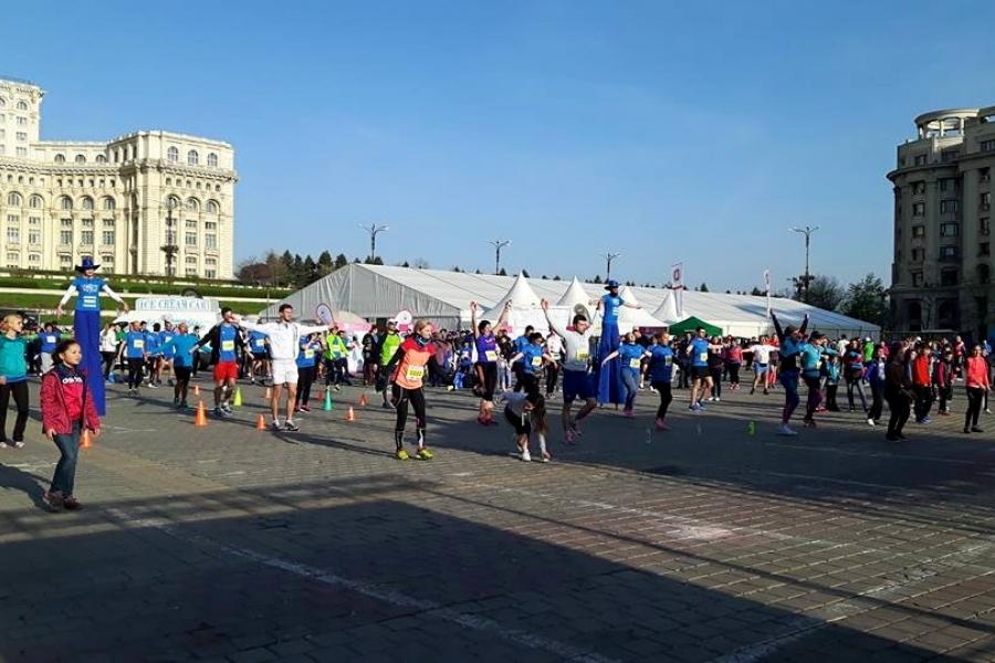 maraton copii