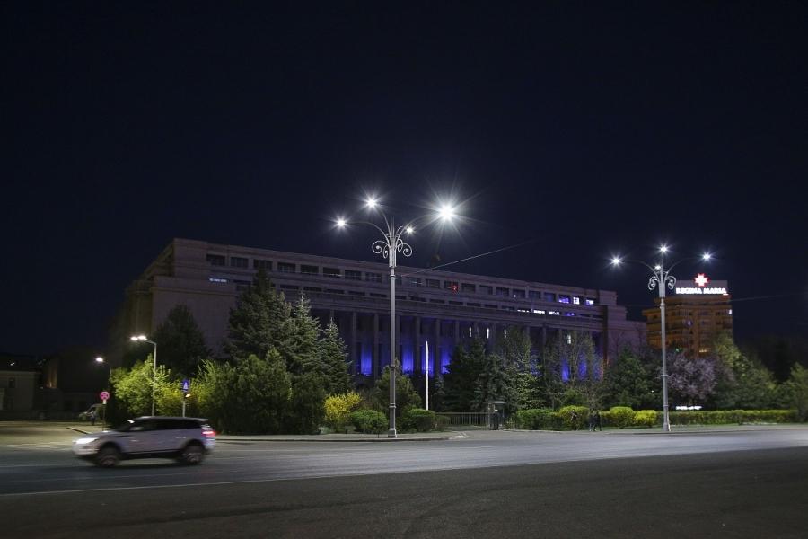 Guvern lumină
