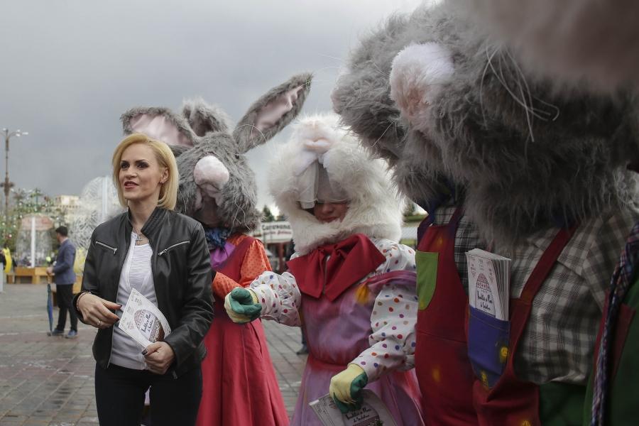 Paște în București