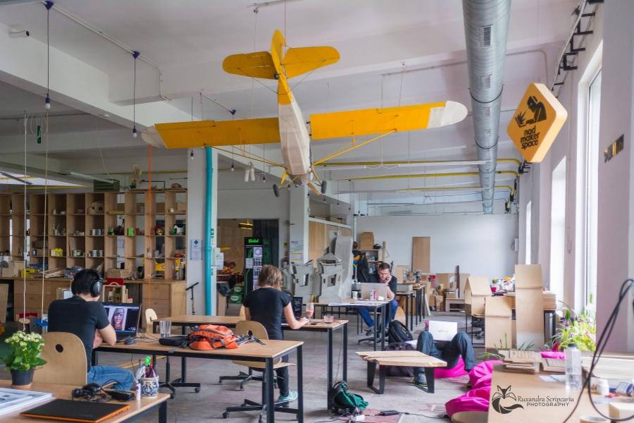 Nod Maker Space