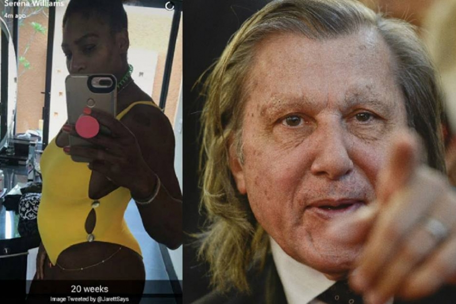 Ilie Năstase - Serena Williams