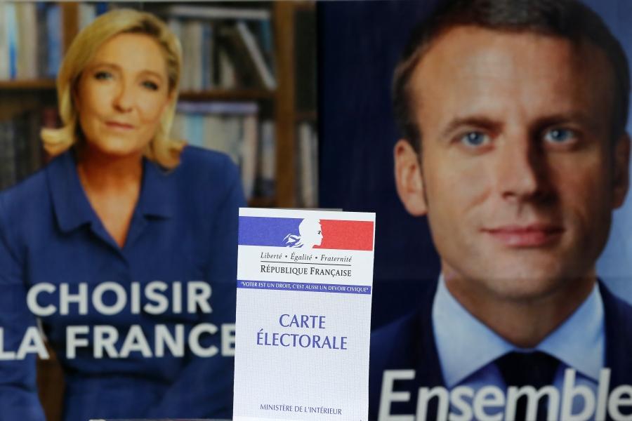 vot Franța