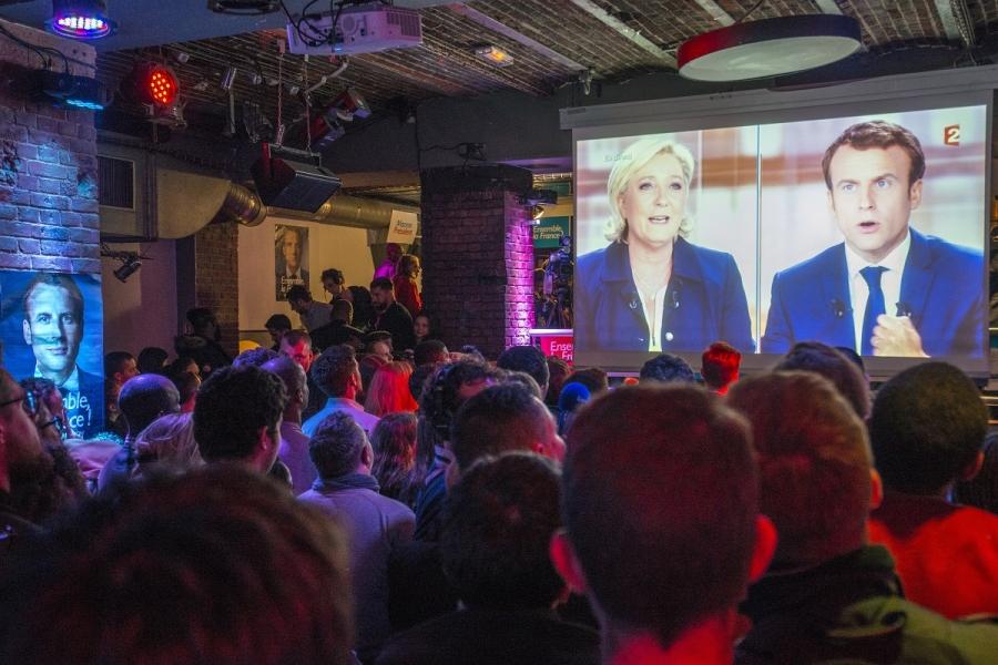 Rezultate alegeri prezidențiale Franța