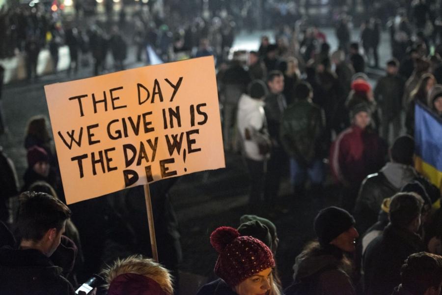 proteste - cluj-napoca