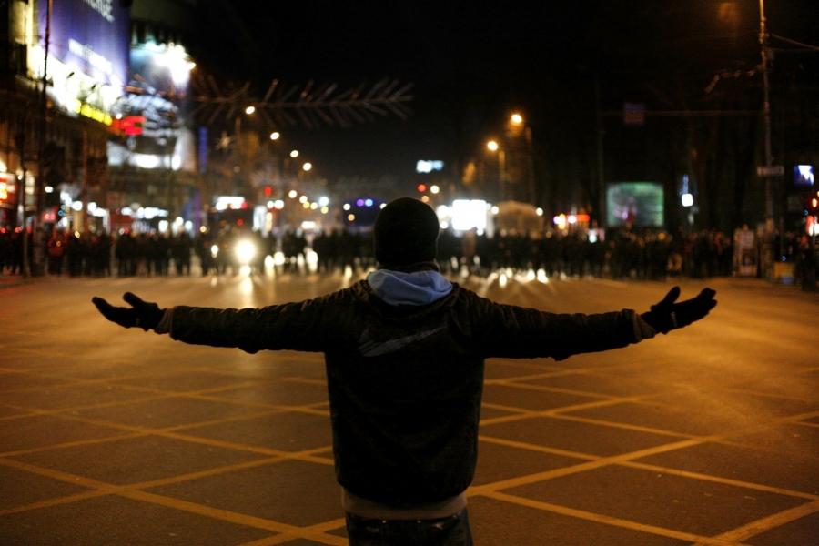 Protest din 2012