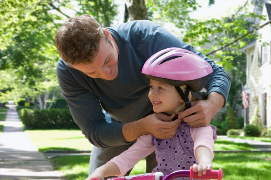 Părinții sunt responsabili pentru securitatea copiilor