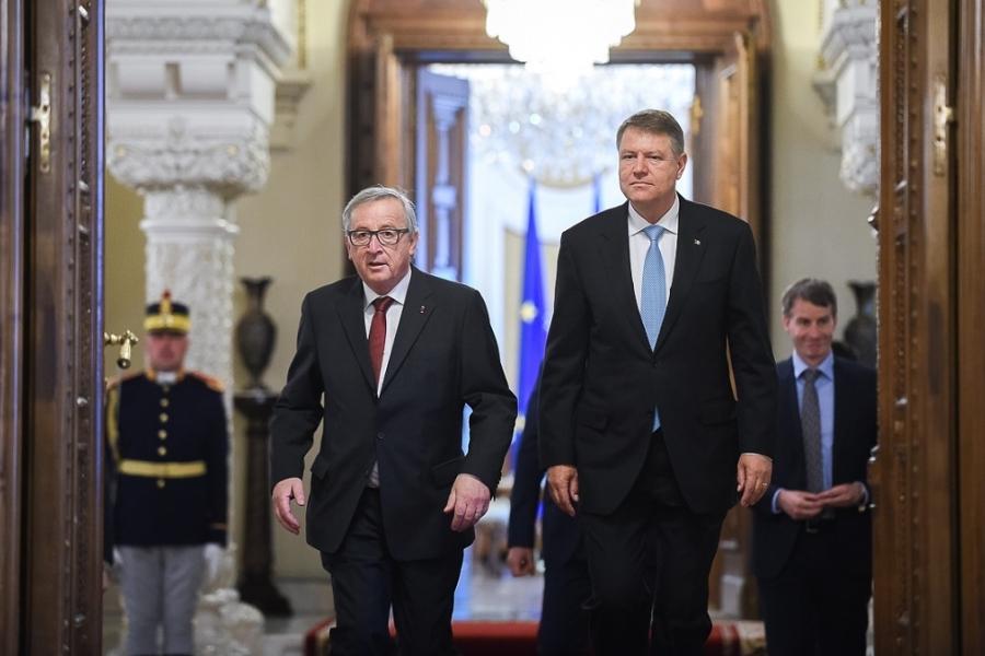Președintele CE la Cotroceni