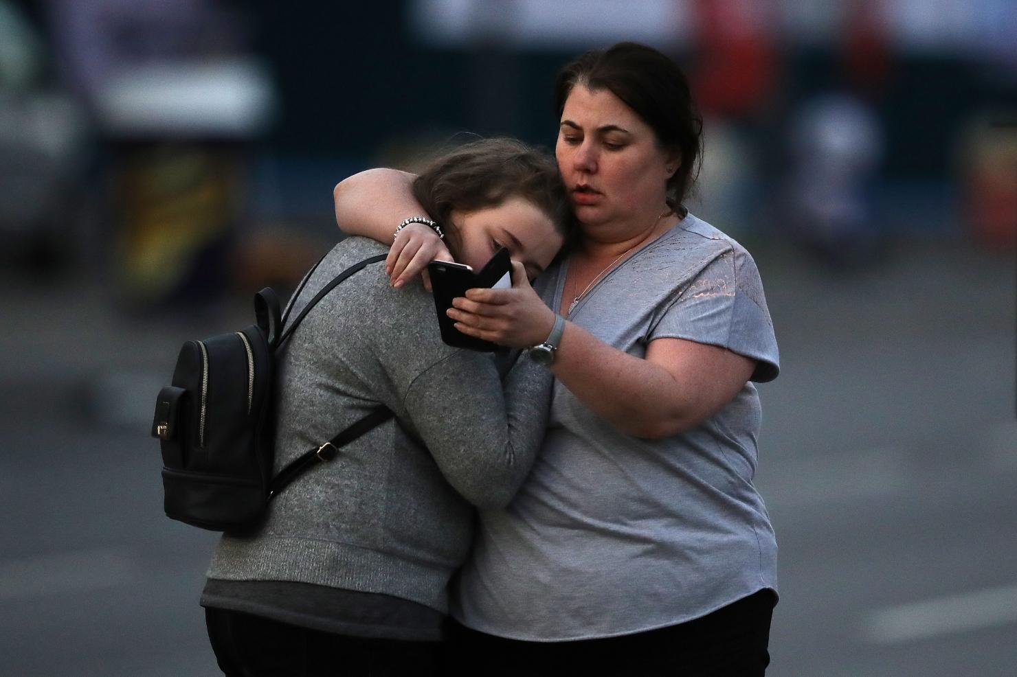 Explozie pe Manchester Arena