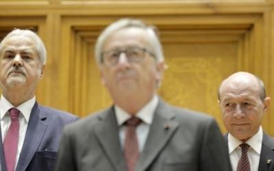Năstase si Băsescu