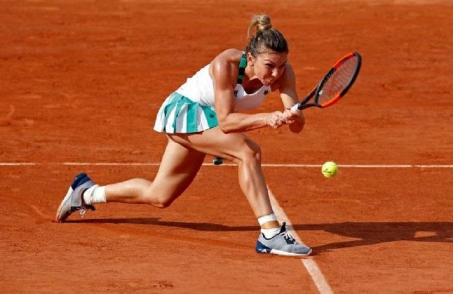 Simona Halep, calificată în sferturi la Roland Garros