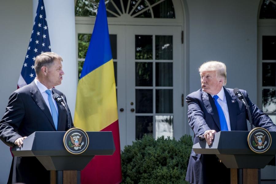 Trump-Iohannis