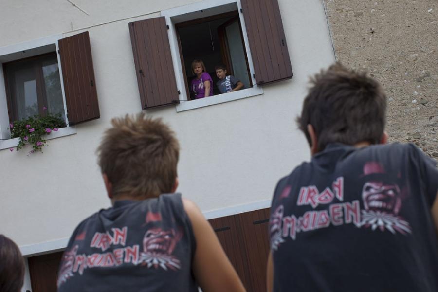 Adolescenți rockeri