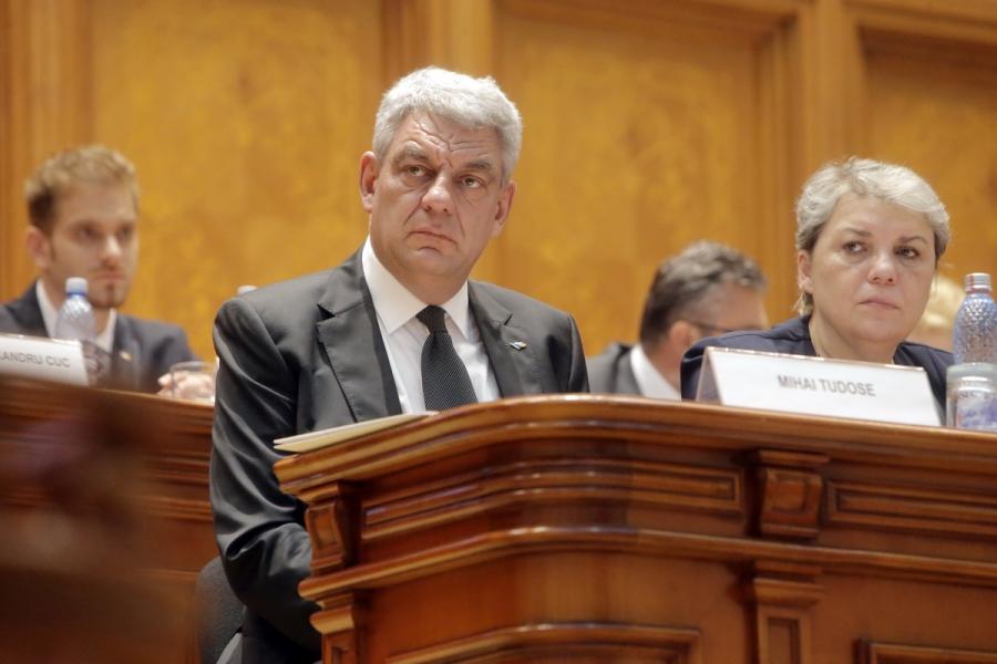 Mihai Tudose - Sevil Shhaideh