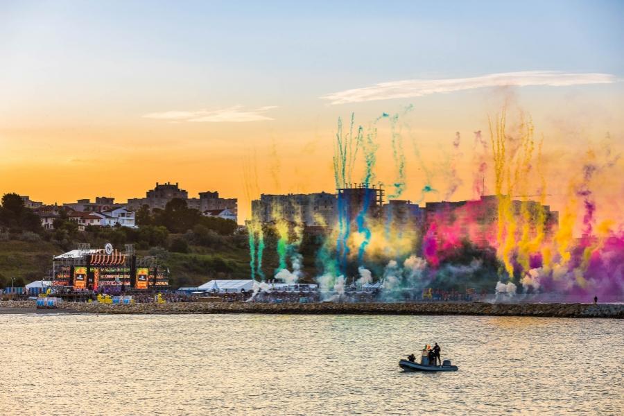 Festivalul Neversea în imagini