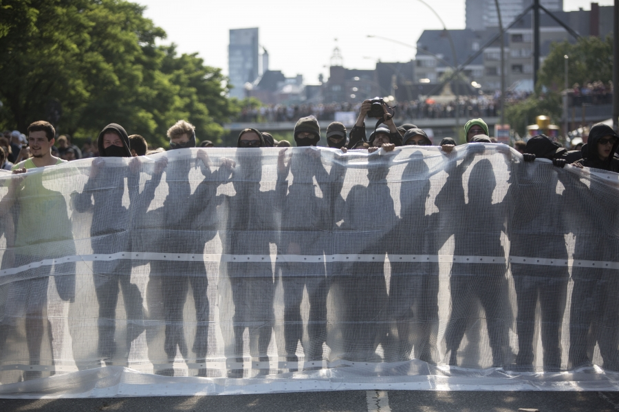 protestatari anti G20
