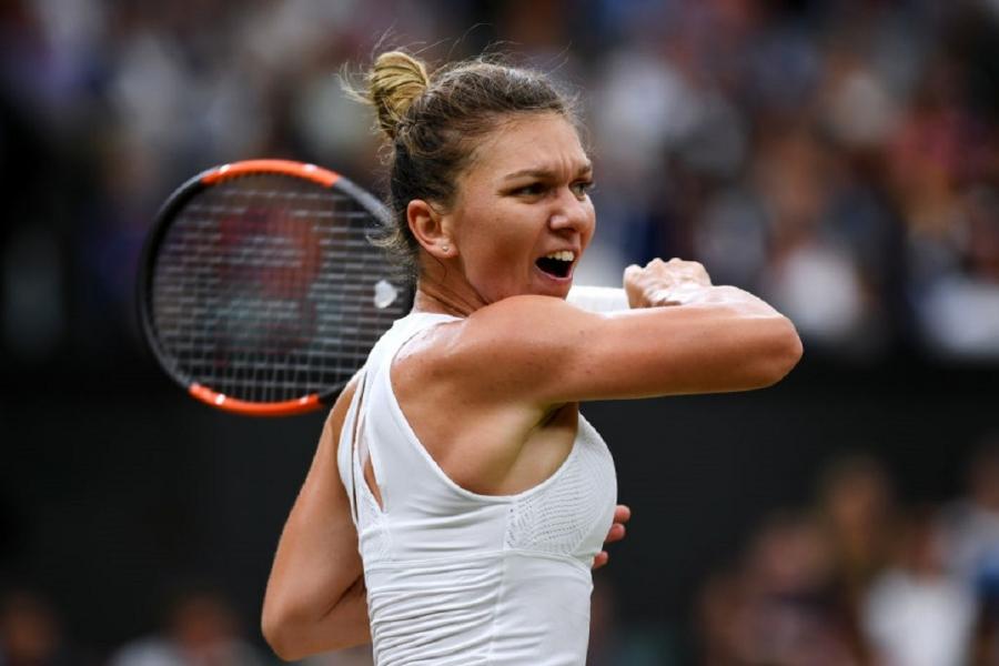 Simona Halep - Wimbledon sferturi
