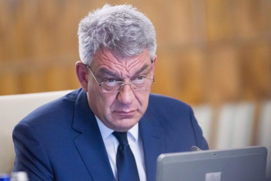 Premierul Tudose la Guvern