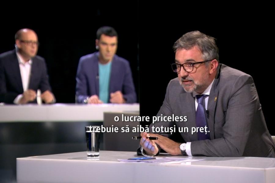 Lucian Romașcanu, În fața ta