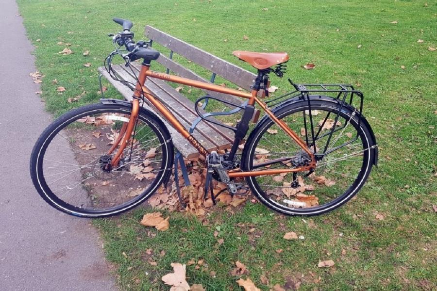 bicicleta lui Mihai