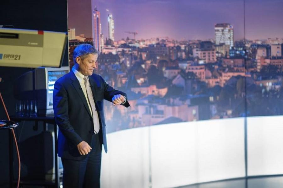 Dacian Cioloș. Foto Facebook