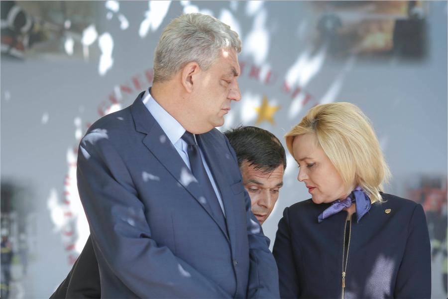Mihai Tudose, premierul României