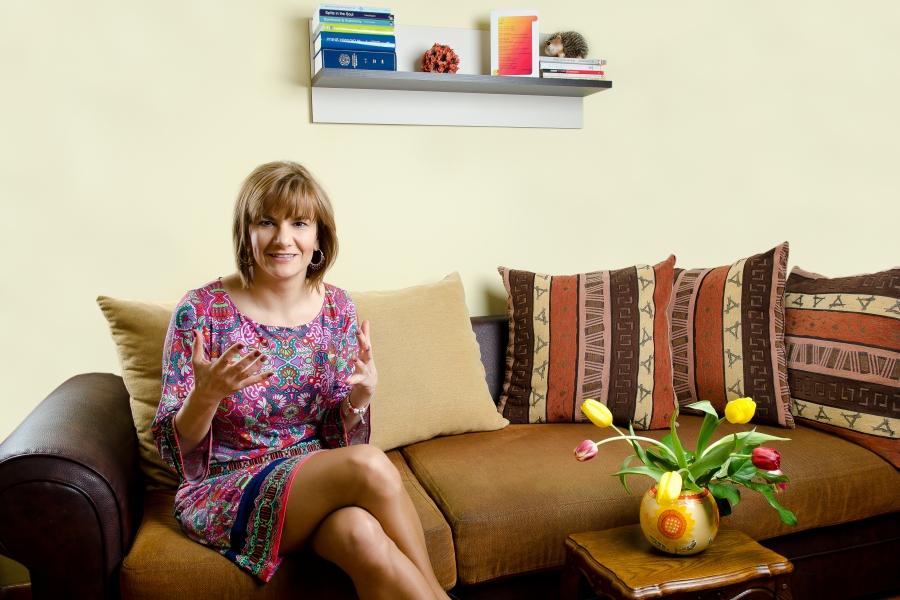Diana Vasile, psiholog
